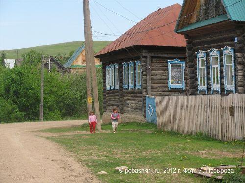 Новобирючево Нуримановского района Башкирии