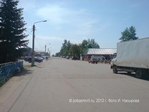 Село Красная горка, центр, Нуримановский район, Республика Башкортостан