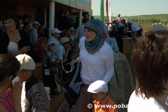 красивые мусульманские башкирские женщины