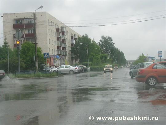 Учалинский район. Учалы. Июнь 2012