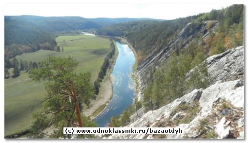 Агидель Природа Бурзянского района