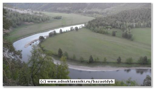 Река в Бурзянском районе