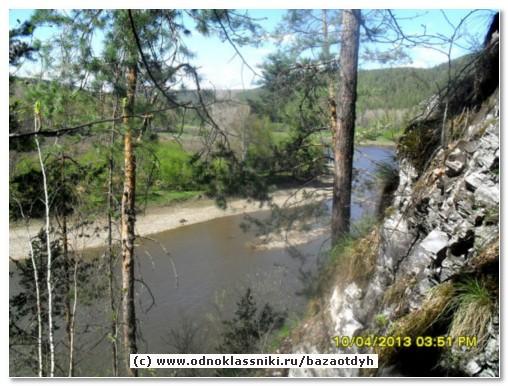 Горы и реки в Бурзянском районе
