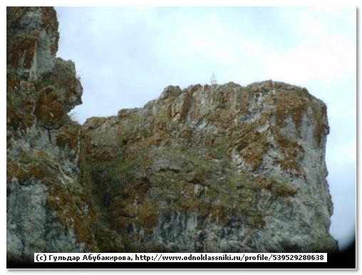 Горы в Бурзянском районе