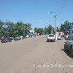 Отдых в Нуримановском районе Башкирии. 2. Красная горка