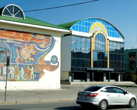 Дом культуры в городе Учалы