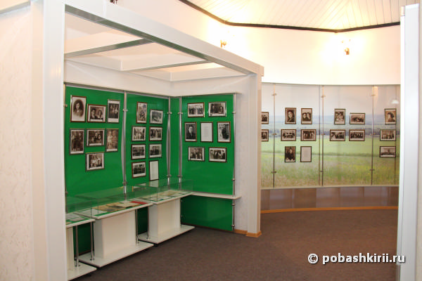 Дом-музей Зайнаб Биишевой