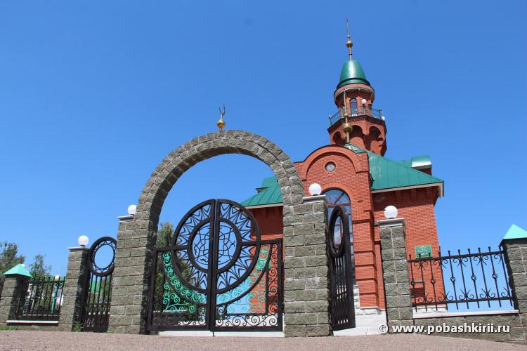 Мечеть Галима Таваканово
