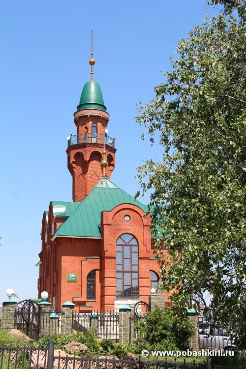 Мечеть Таваканово