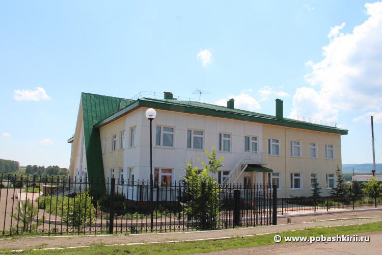 Детский сад в Таваканово