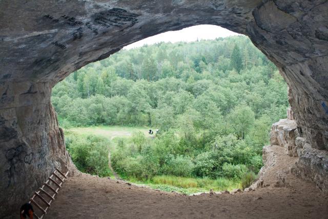 Игнатьевская пещера в Челябинской области