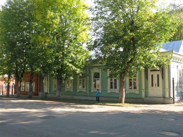 Дом поэта Мажита Гафури