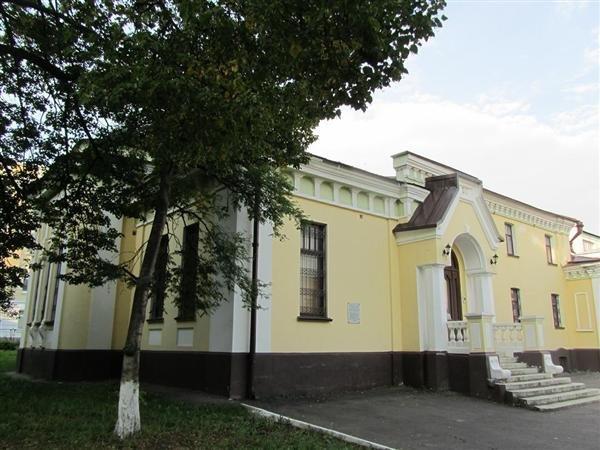 Особняк купца М. А. Лаптева, Уфа