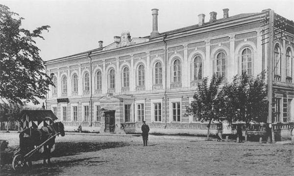 Здание Дворянского собрания в Уфе