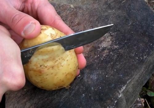 Как приготовить яйца в турпоходе