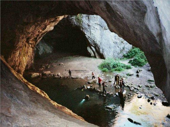 Пещера Шульган-таш или Капова пещера