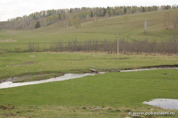 Речка Усть-Канда