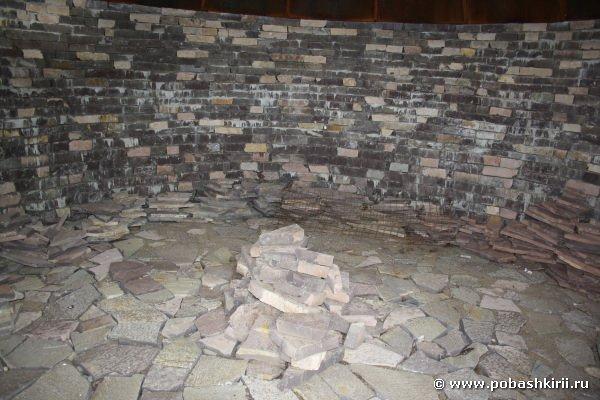 Каменная юрта в Текеево. Родина Салавата Юлаева