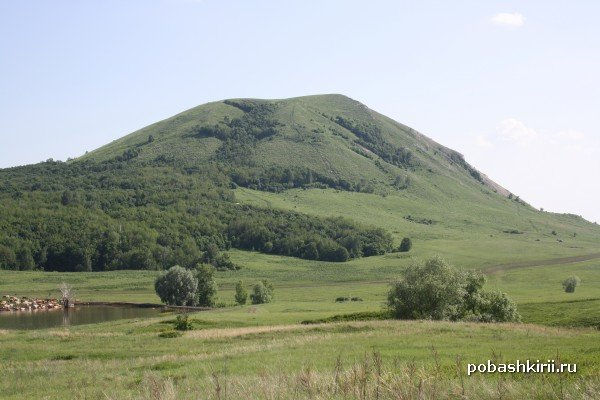 Подножие горы Торатау (Тратау)