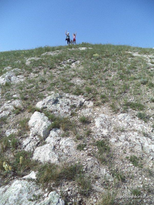 Фото горы Торатау
