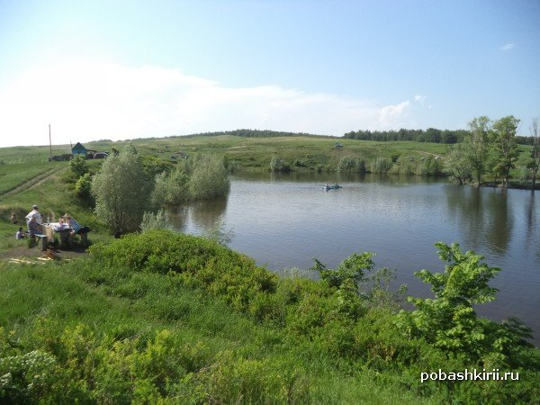Платный пруд Тугар-Салган
