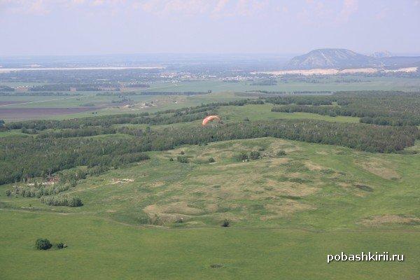 Вид с горы Торатау