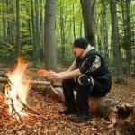 Человек потерялся в лесу. Как ему выжить?