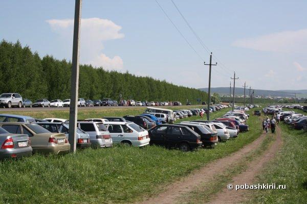 Cабантуй - 2015 в Кугарчинском районе РБ