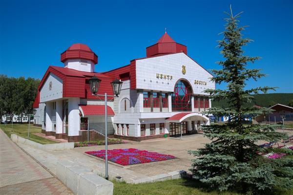 Cанаторий Красноусольск