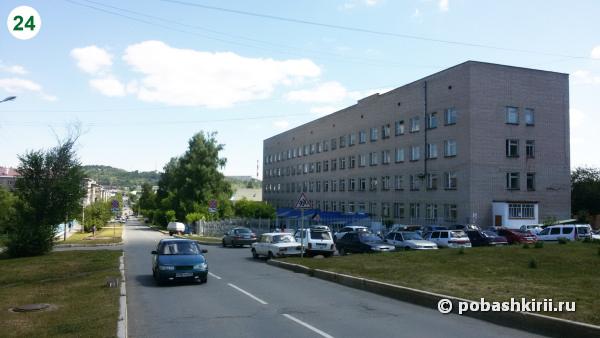 Учалы Башкортостан больница