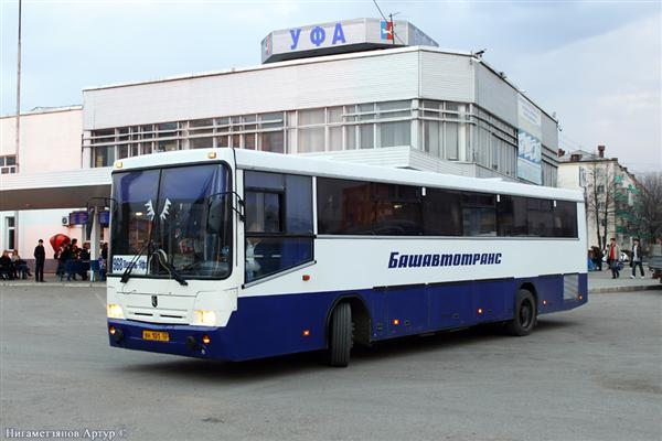 Все автовокзалы Башкирии