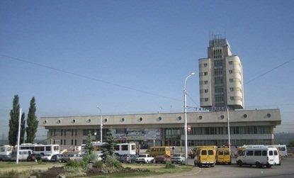 Северный автовокзал Уфы