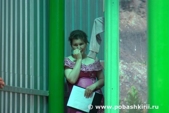 Сабантуй в Мраково, Кугарчинский район Башкирии, 2012 год