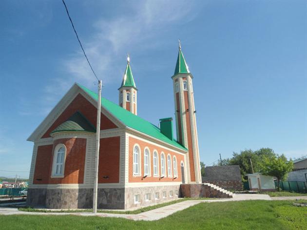 Мечеть в Мраково, Кугарчинский район
