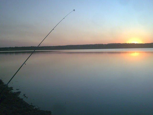 Рыбалка на карася в Башкирии