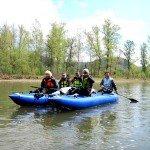 Самые популярные реки Башкирии для сплавов