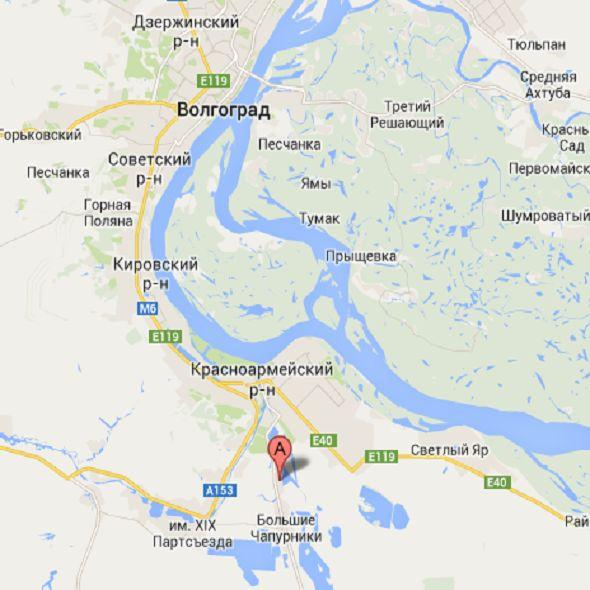 Малые Чапурники Светлоярского района Волгоградской области