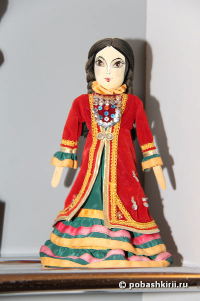 Личные вещи Зайнаб Биишевой