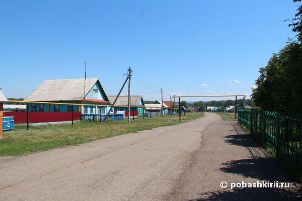 Туембетово Кугарчинского района Башкортостан
