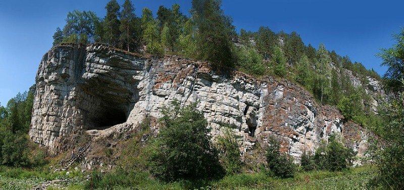 Игнатьевская пещера — Ямазы-Таш