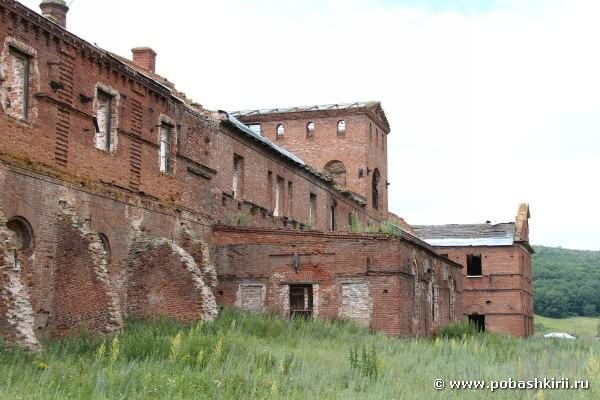 Медеплавильный завод был хорошо укреплен и защищен пушками
