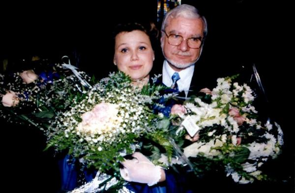 Андрэ и Елена Маньенан