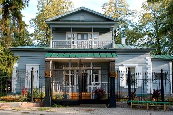 Дом-музей В. И. Ленина и Н. К. Крупской