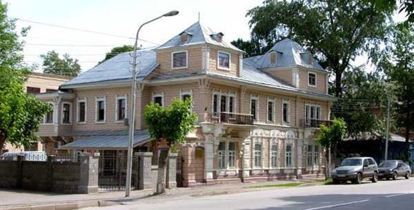 Дом Степанова-Зорина в Уфе