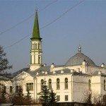 Первая Соборная мечеть Уфы