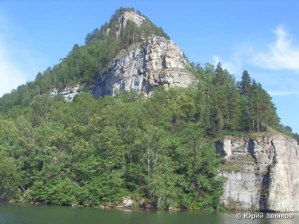 Горы Башкирии