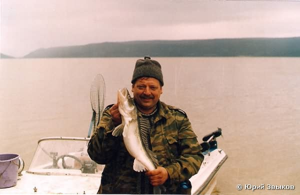 Рыбалка в Башкортостане, Салават
