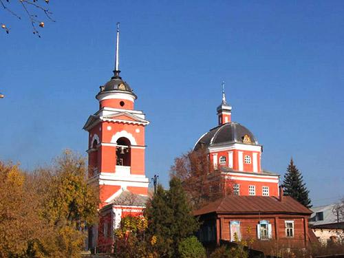Церковь Покрова (Покровская церковь)