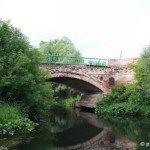Мост 1855 года в селе Верхотор, Башкирия