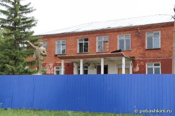 Воскресенское село Башкирия